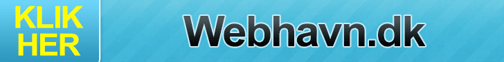 Tilmeld dit link til Webhavn.dk