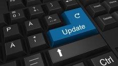 Opdatering af WordPress